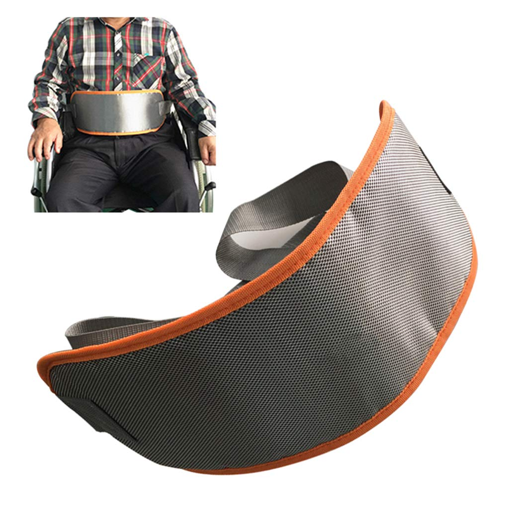 WUHX Cinturón de Seguridad para Silla de Ruedas, arnés de ...