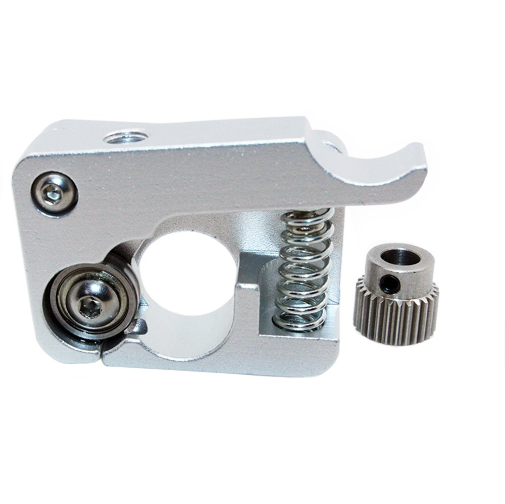 Redrex Aleación de aluminio Impresora 3D MK8 Bowden Extrusora Mano ...