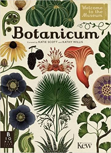 Image result for Botanicum (Welcome to the Museum) by Katie Scott