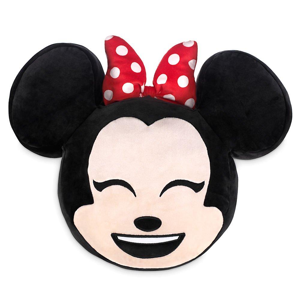 Disney Minnie Mouse Emoji Plush Pillow