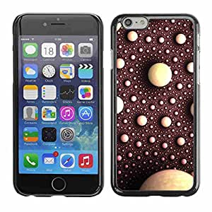 """Shell-Star ( Bubble Close Up ) Fundas Cover Cubre Hard Case Cover para 5.5"""" iPhone 6 Plus"""