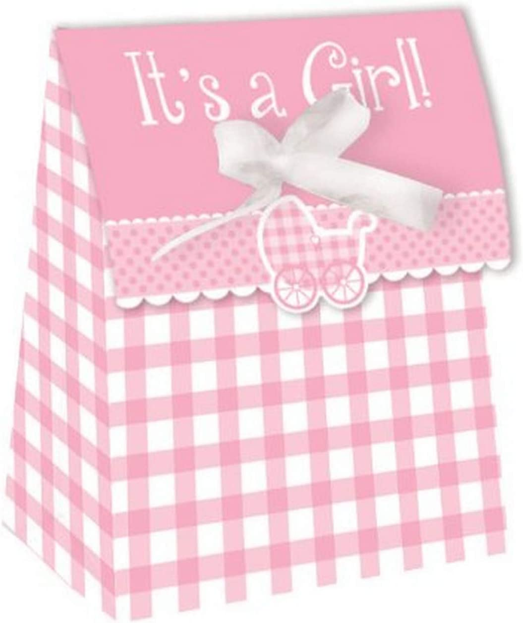 Twist Ties for Cellophane Polka Gift Bags Choose Design and Quantity Gingham