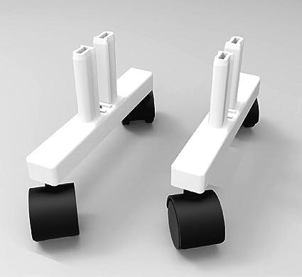 Juego de ruedas modelo PA compatibles radiadores AeroFlow