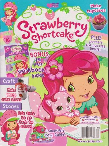Strawberry Shortcake Magazine - 9
