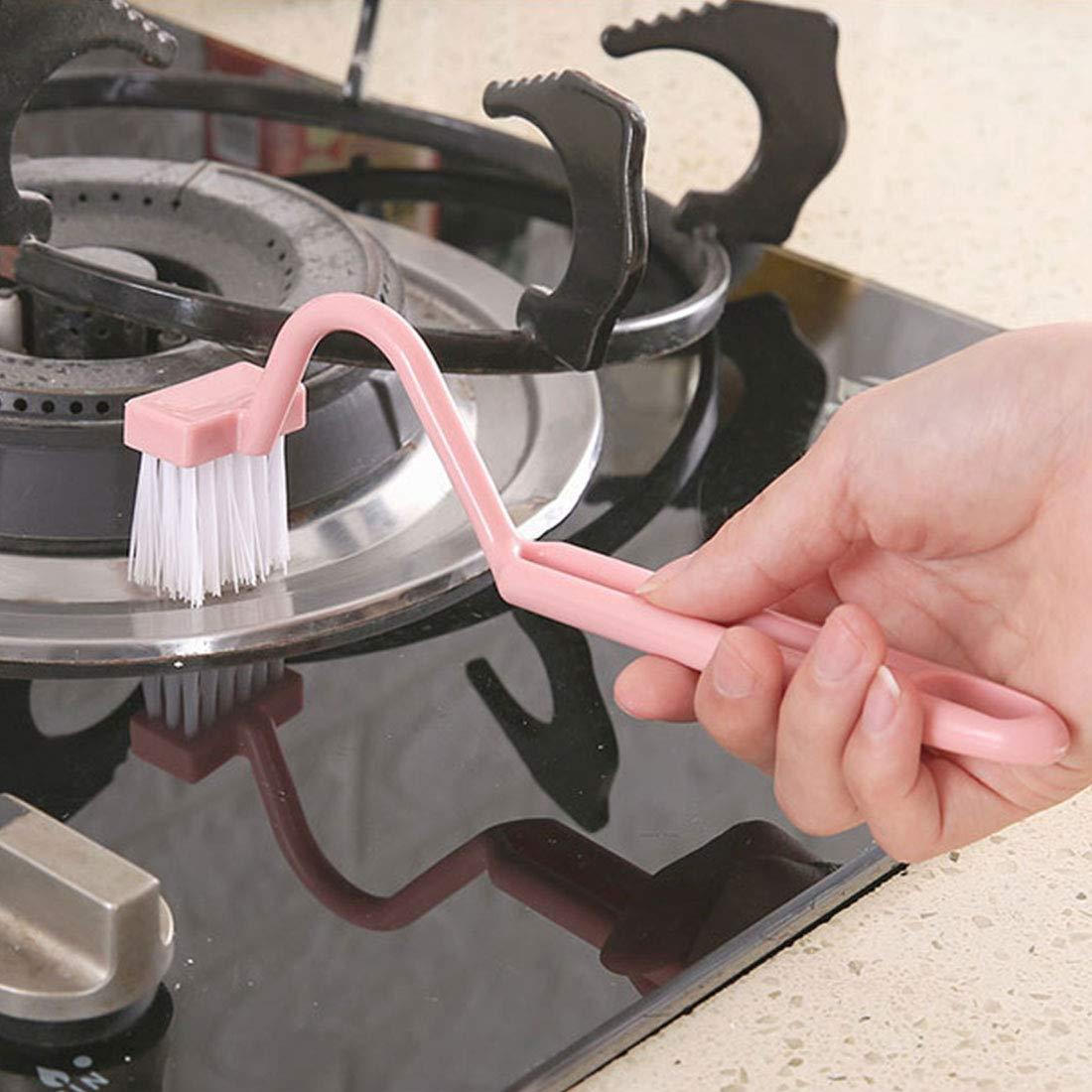 de pl/ástico Soporte para cepillo de inodoro en Compatible Conma de cereza