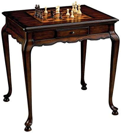 Butler Specialty Company Game Table, Plantation Cherry