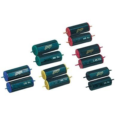 PAC BB6PR Bass Blocker 0-5.6 Khz @ 4 Ohms Pac*Packaged Pair* Black Wire