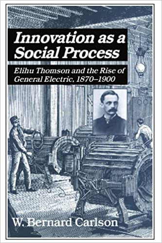 image for Innovation as a Social Process: Elihu Thomson and the Rise of General Electric (Studies in Economic History and Policy: USA in the Twentieth Century)