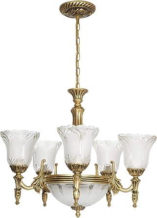 Araña clásica/E27/Estilo Modernista lámpara/Antiguo Lámpara ...