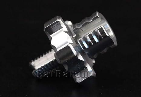 8 mm tornillo de ajuste para embrague y freno para Honda CBR600 F4i/CBR 650