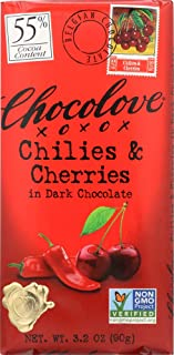 product image for (NOT A CASE) Chilies & Cherries in Dark Chocolate