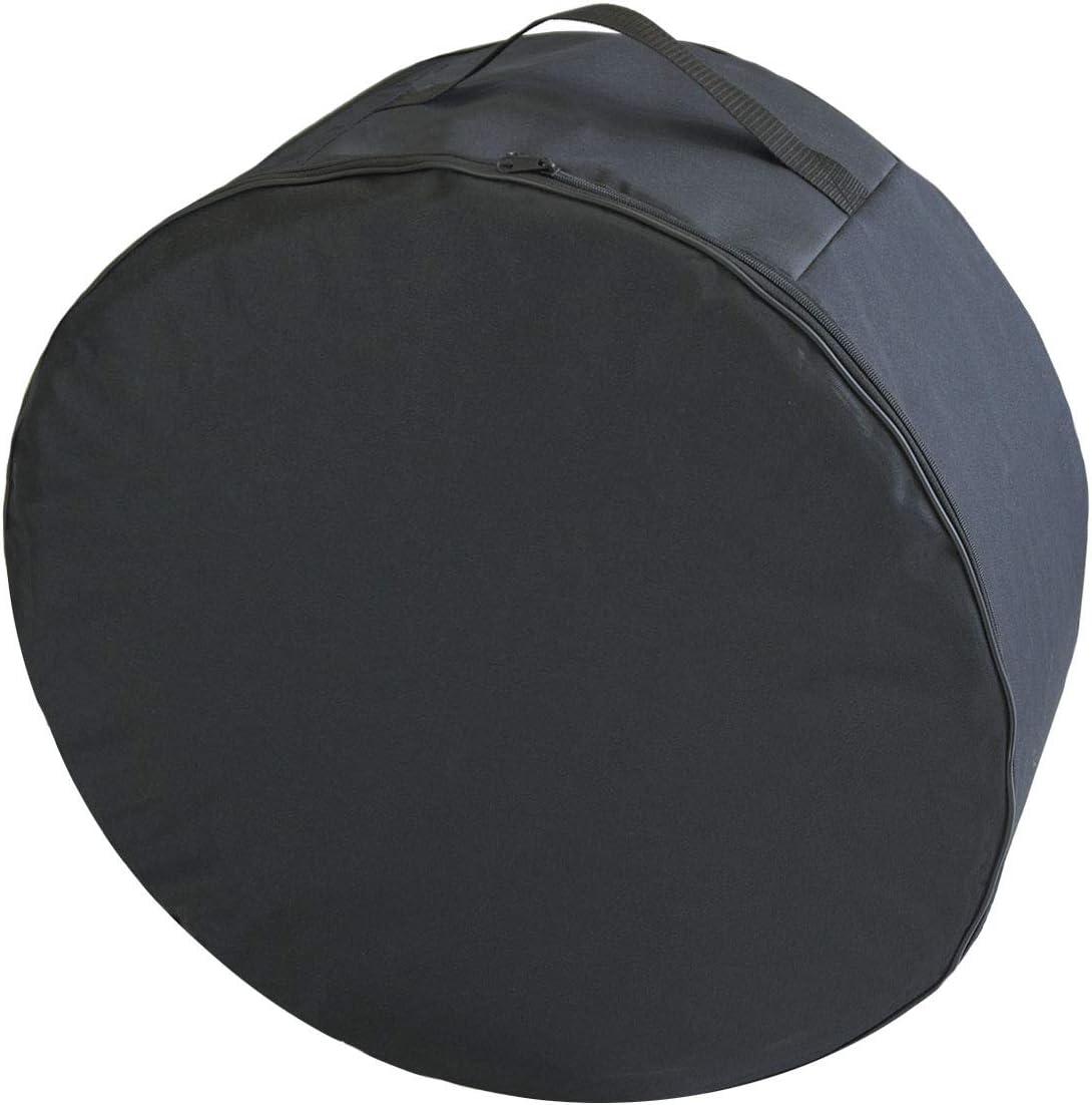 097 Qualit/é Premium Housse de Roue de Secours Noire pour Auto 17-22 XXXL 75 cm x 26 cm