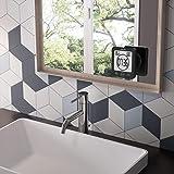 BALDR Waterproof Timer Shower Clock Bathroom
