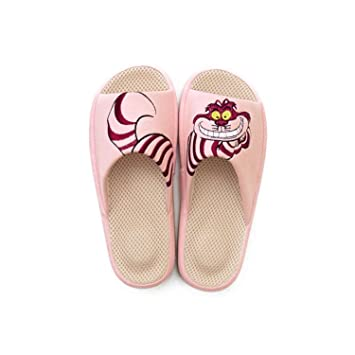 Girls Sandals Radient 2019 Summer New Disney Childrens Sandals Mickey Design Childrens Home Slippers Minnie Slippers Indoor Non-slip Slippers