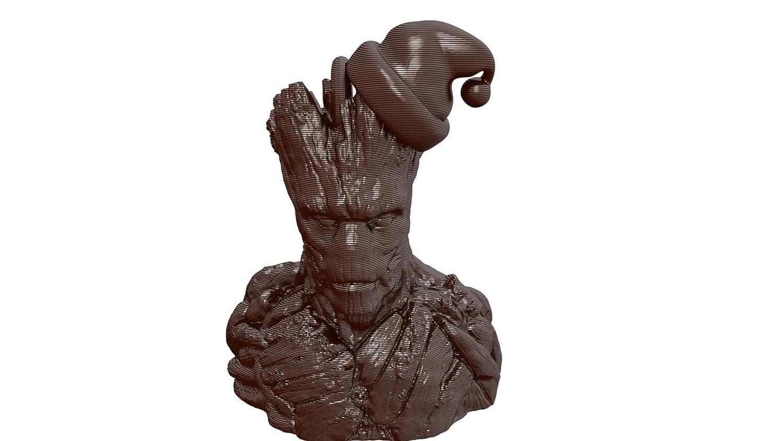 Adorno de Navidad con Diseño de Caldera en 3D Impreso por: Amazon ...