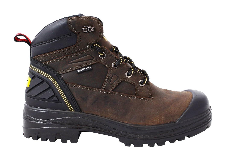 Stanley-Boot メンズ B079WN5QLS ダークブラウン 11 D(M) US