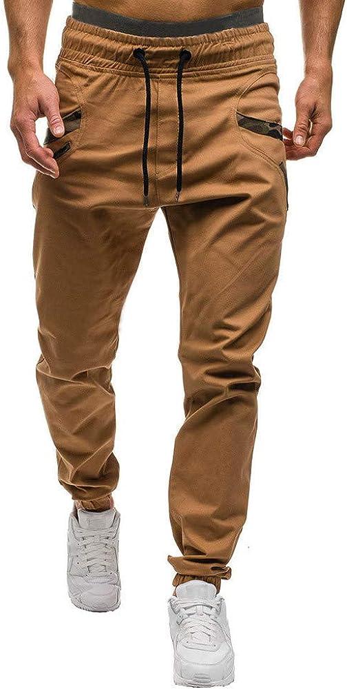 CFWL Pantalones De Trabajo para Hombre Y Pantalones De Camuflaje Pantalones Cortos De Lona EláSticos para con Tiro Pantalones Cortos De Boxeo para, Pantalones Deportivos