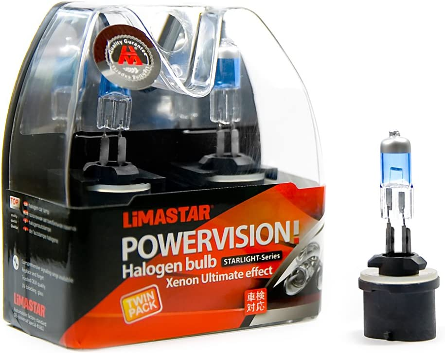 2x H27 W 1 880 Pg13 27 W 6000 K Xenon Halogen Light 12 V Auto