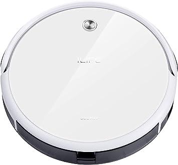 ILIFE A40 - Robot Aspirador, Color Blanco: Amazon.es: Electrónica
