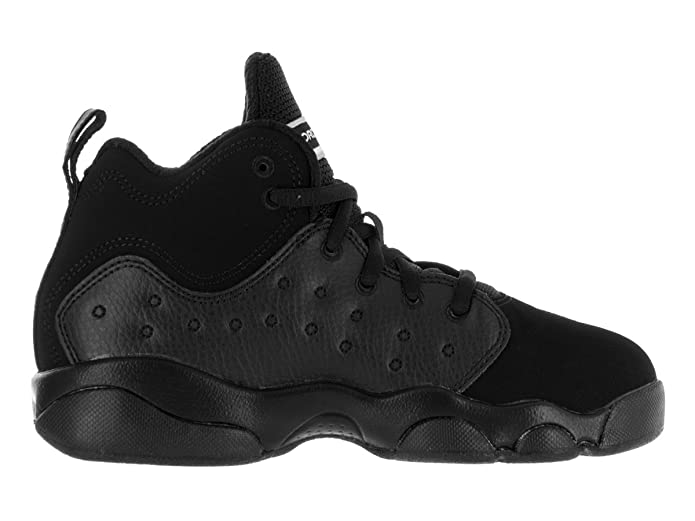Amazon.com | Jordan Jumpman Team II BP Little Kids Shoes Black/Cool Grey/White 820274-001 (10.5 M US) | Basketball