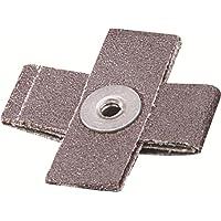 United Abrasives-SAIT 48062 4X1 10Ply 80X Cross Pad, 50-Pack