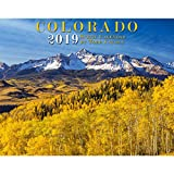 Colorado 2019 Deluxe Wall Calendar