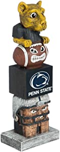 Team Sports America NCAA Penn State Nittany Lions Tiki Totem