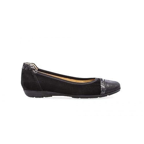6fcec8e30b Gabor Women's 74.168.17 Ballet Flats: Amazon.co.uk: Shoes & Bags
