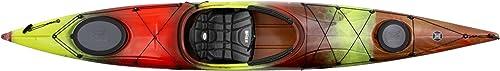 Perception Carolina 14 | Sit Inside Kayak for Adults | Touring Kayak | 14