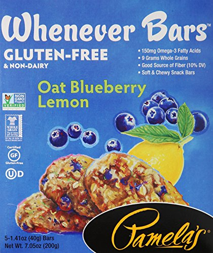 Pamelas Blueberry Lemon Whenever Bars product image