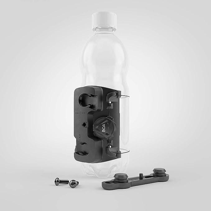 Tube Cage Strap Mount Fahrrad Trinkflasche Rahmen Twist Halterung Bottle ZINE