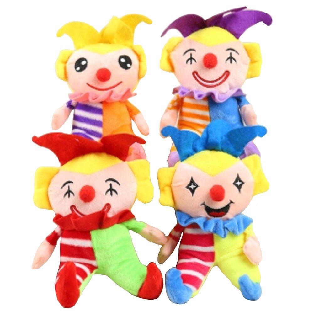 apertura Bambole di lancio giocattoli di peluche Regalo commemorativo Casuale Color-Clown Cerimonia di apertura festa
