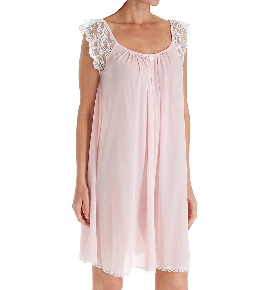 Amanda Rich SLEEPWEAR レディース B076DYQ31Q 2X Plus|ピンク ピンク 2X Plus