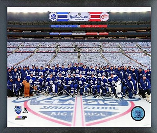 NHL Toronto Maple Leafs Team Photo (Size: 12