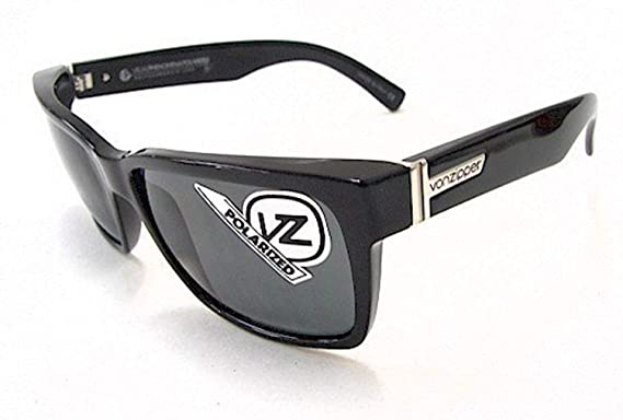 aacc75ebb2 Image Unavailable. Image not available for. Color  VON ZIPPER Elmore  Polarized Sunglasses