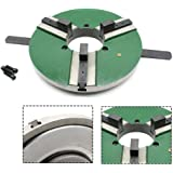 """8/"""" 3 Jaw Self-centering Welding Positioner Table Chuck WP-200 200mm Reversible"""