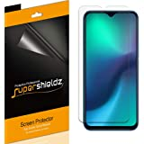 (6 Pack) Supershieldz for BLU G90 Screen Protector, High Definition Clear Shield (PET)