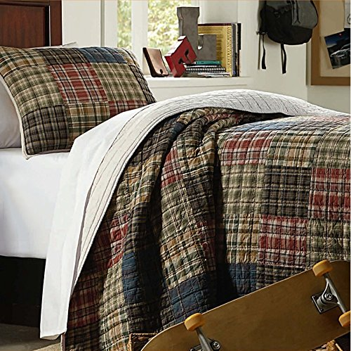 Patchwork Quilt Set Luxury Bedspreads