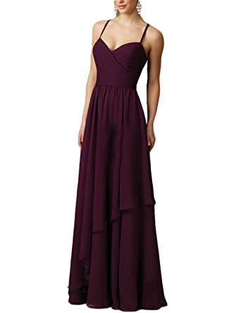 BessWedding 2018 Sexy Strapless V Neck Satin Long Prom Dresses Formal Evening Party Gowns BP117 at Amazon Womens Clothing store: