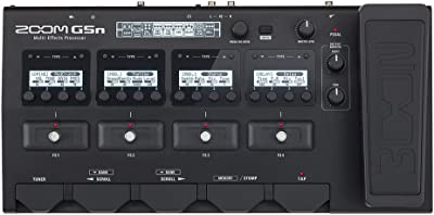 Zoom G5n Multi Effects Pedal Image