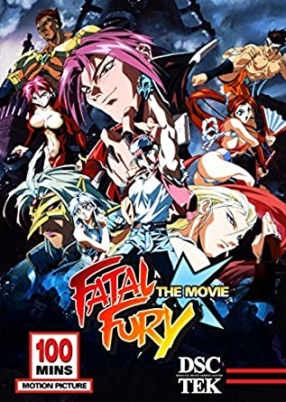 Amazon Com Fatal Fury The Movie By Eastern Star Movies Tv