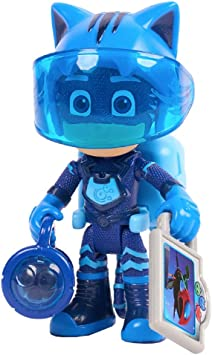 PJ Masks PJU031 figura de juguete para niños Azul Niño/niña 1 pieza(s) - Figuras de juguete para niños (Azul, 3 año(s), Niño/niña, China, 1 pieza(s), ...