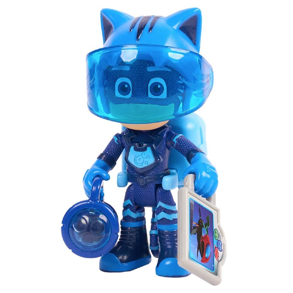 Pyjamasques-PJU031 Figurine PJU031 Bleu