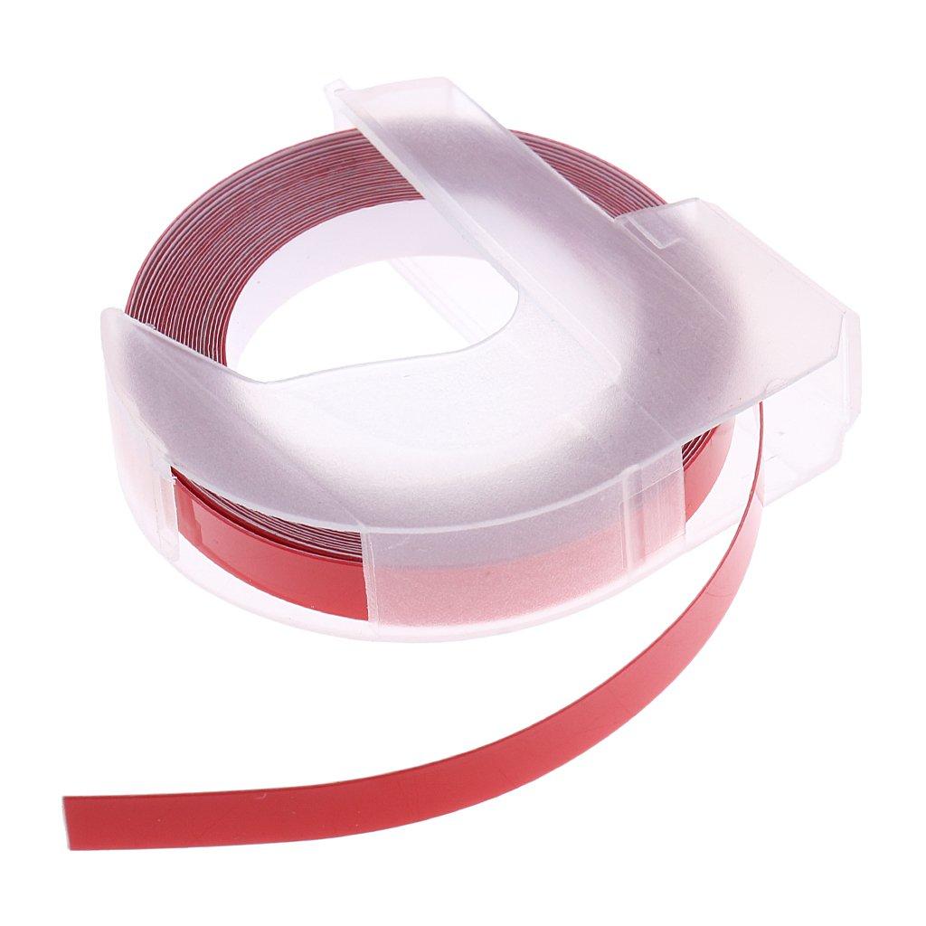 Homyl 10Ft Masking Tape 6mm Hard Edge Per Modelli In Plastica Strumento Di Verniciatura Artigianale - Nero, come descritto