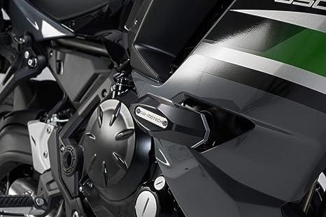 Amazon.com: SW-MOTECH - Deslizadores de marco para Kawasaki ...