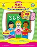 Math Activities Using Colorful Cut-Outs, Joyce Kohfeldt, 1600220460