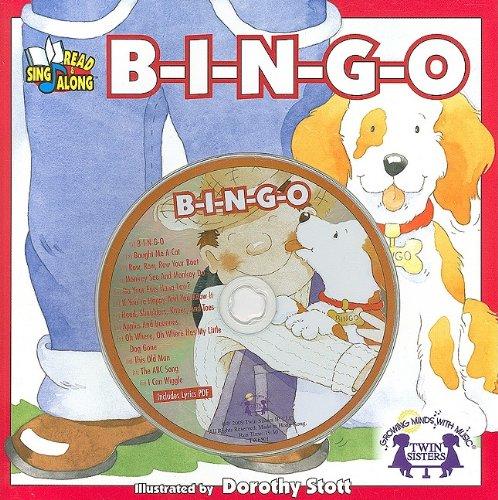 Bingo Sing & Read Along Book (Read & Sing Along) -