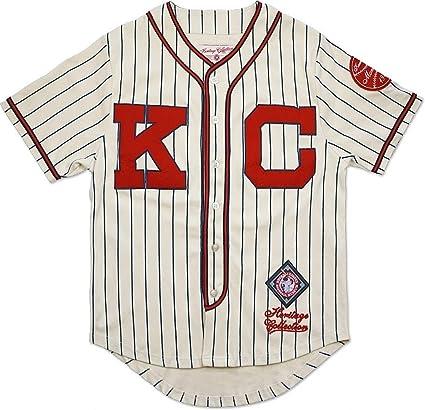 biggest discount 99a19 e1e3f Amazon.com: Cultural Exchange Big Boy Kansas City Monarchs ...