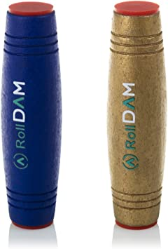 DAM-DMPM102 Pack Mokuru Roll Anti Estrés de Madera para Mejor ...
