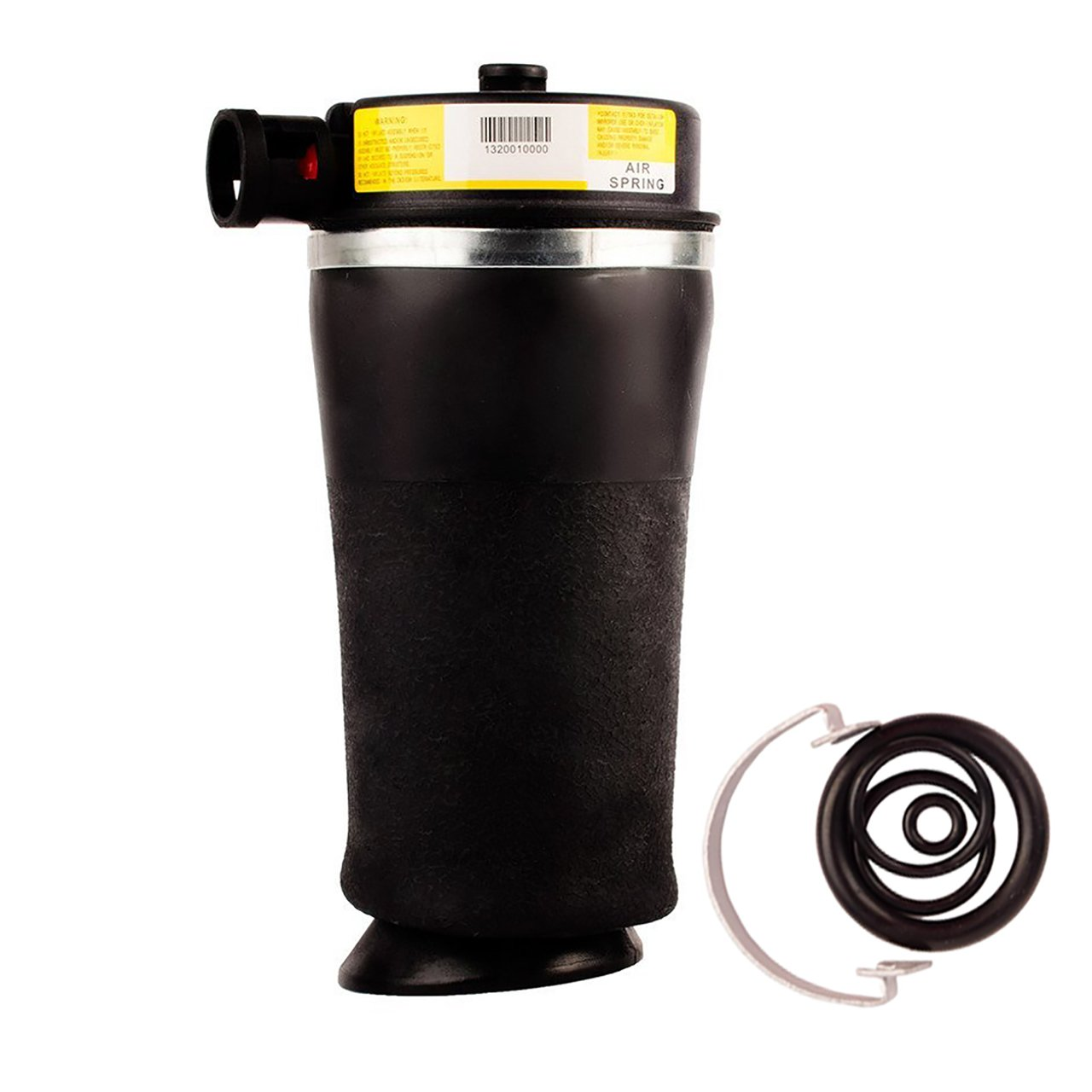 DEDC REAR Air Ride Suspension Air Spring Bag for Ford Expedition 2WD 1997-2002 Lincoln Navigator 2WD 1998-2002 Single